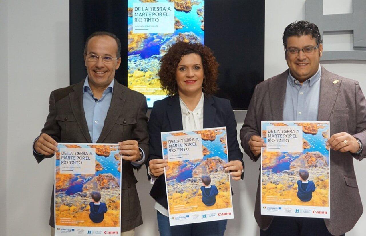 «De la Tierra a Marte por el Río Tinto», Jornada y Concurso Fotográfico