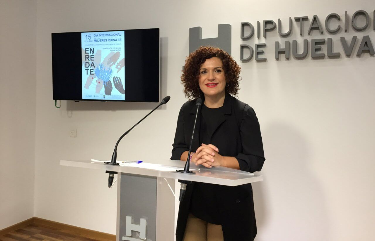 Diputación conmemora el Día Internacional de las Mujeres Rurales con un encuentro entre las 27 alcaldesas onubenses