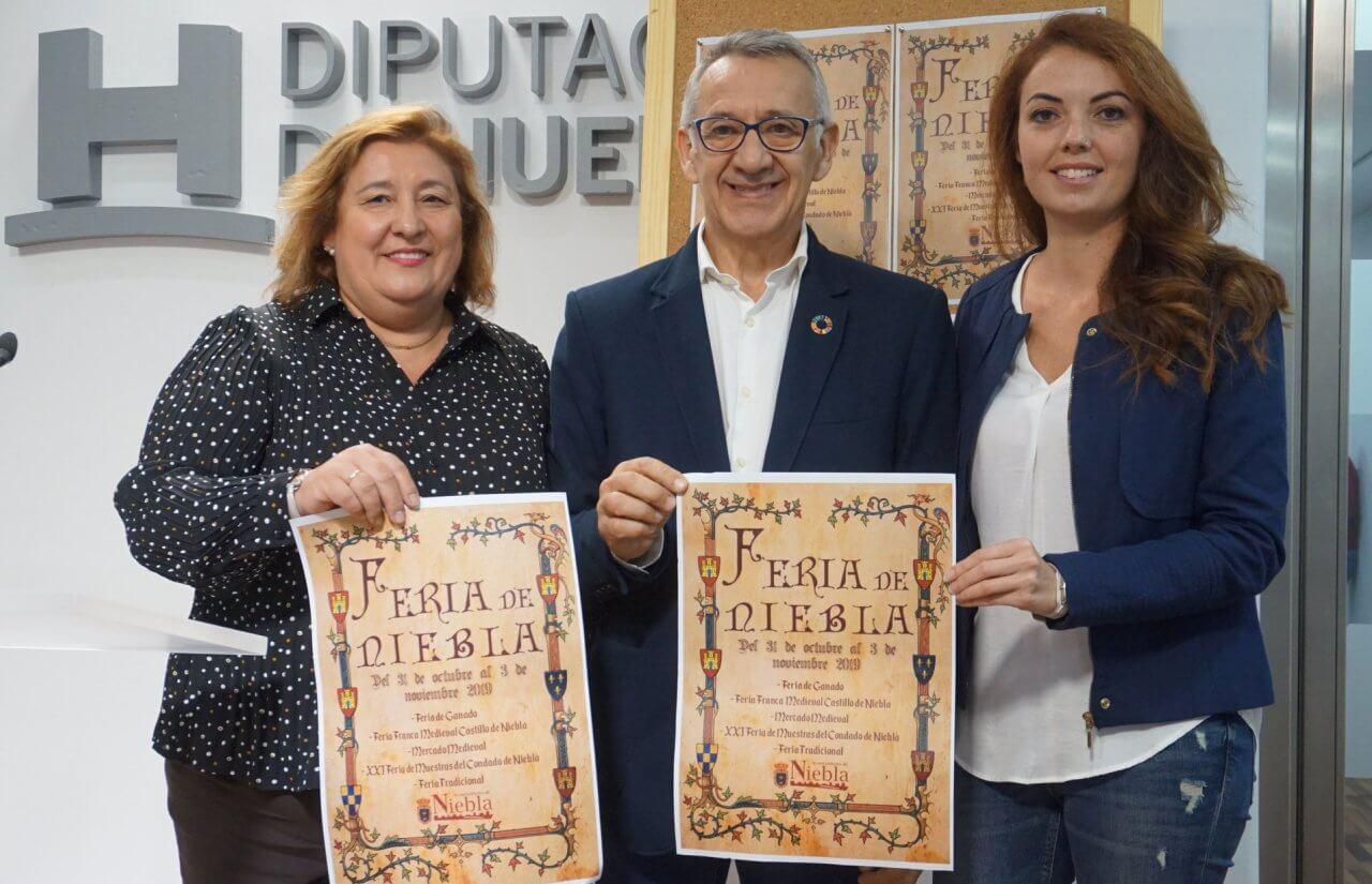 Feria de «Tos Santos» de Niebla 2019