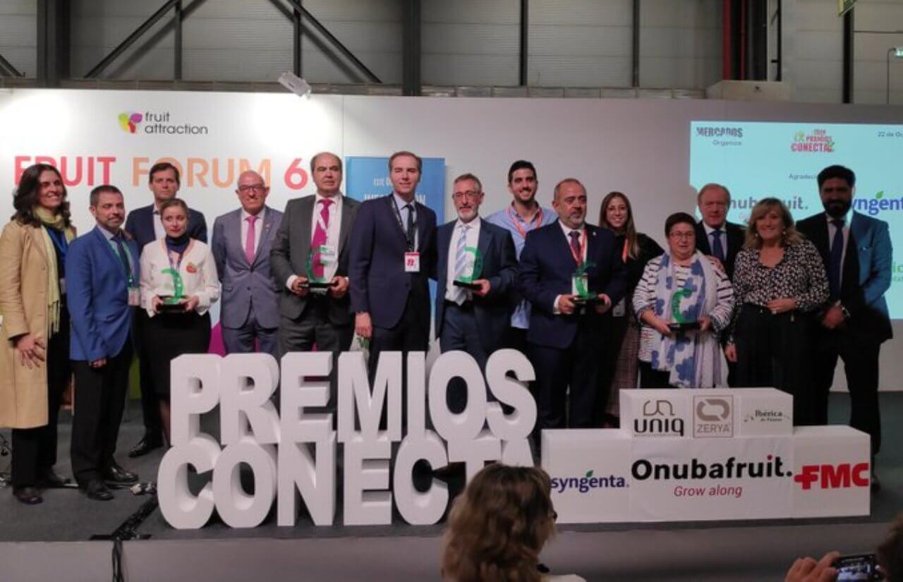 Agromartín obtiene el Premio al Proyecto Más Sostenible en el marco de Fruit Attraction 2019