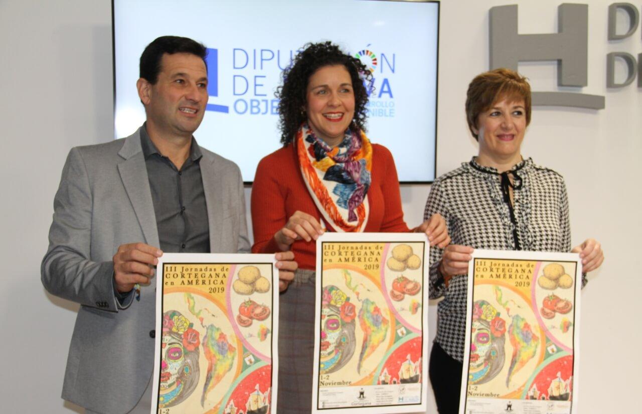 Las Jornadas 'Cortegana en América' alcanza su tercera edición consolidándose como una atractiva oferta cultural