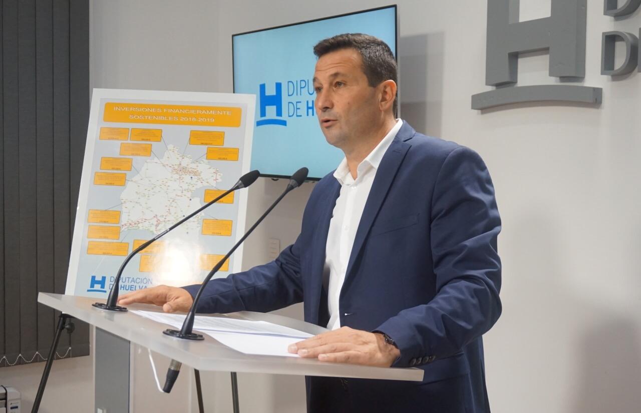 Diputación apuesta por la vertebración del territorio invirtiendo más de 14 millones de euros en carreteras