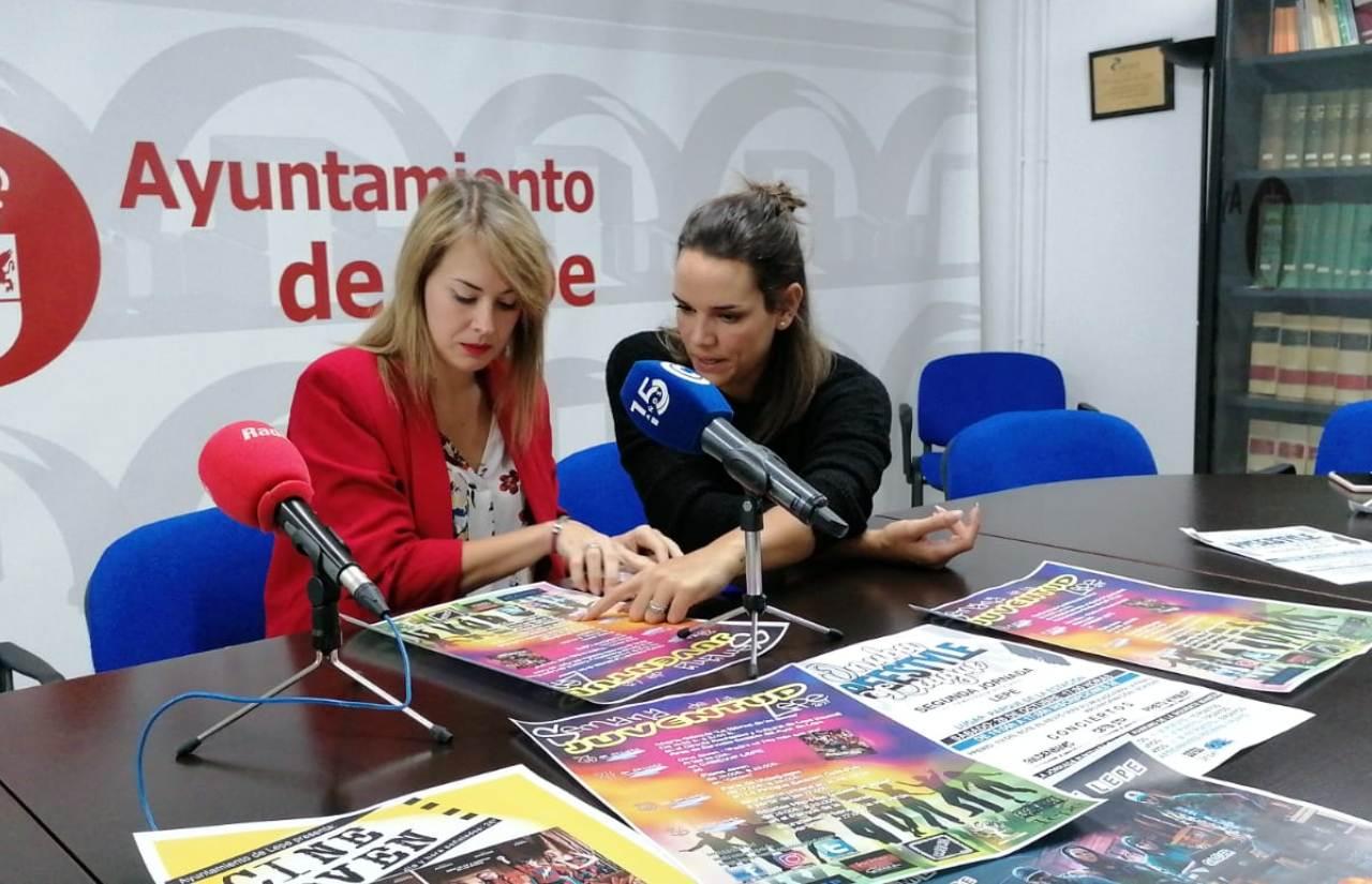 Presentada la programación de la Semana de la Juventud 2019 en Lepe