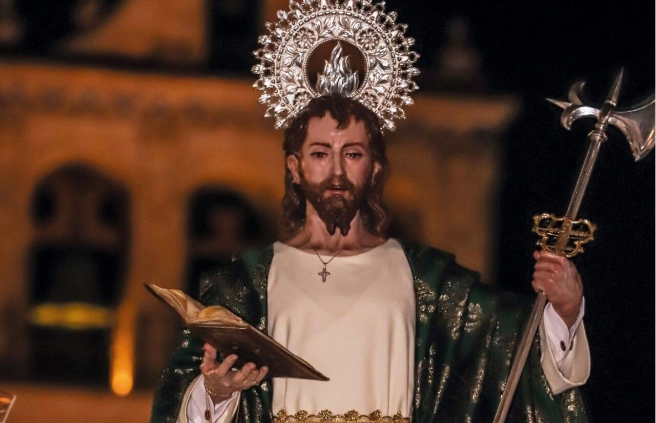 Cultos en Honor a San Judas Tadeo en Lepe