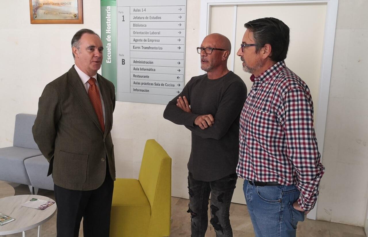 La Escuela de Hostelería de Islantilla ultima dos nuevos itinerarios formativos