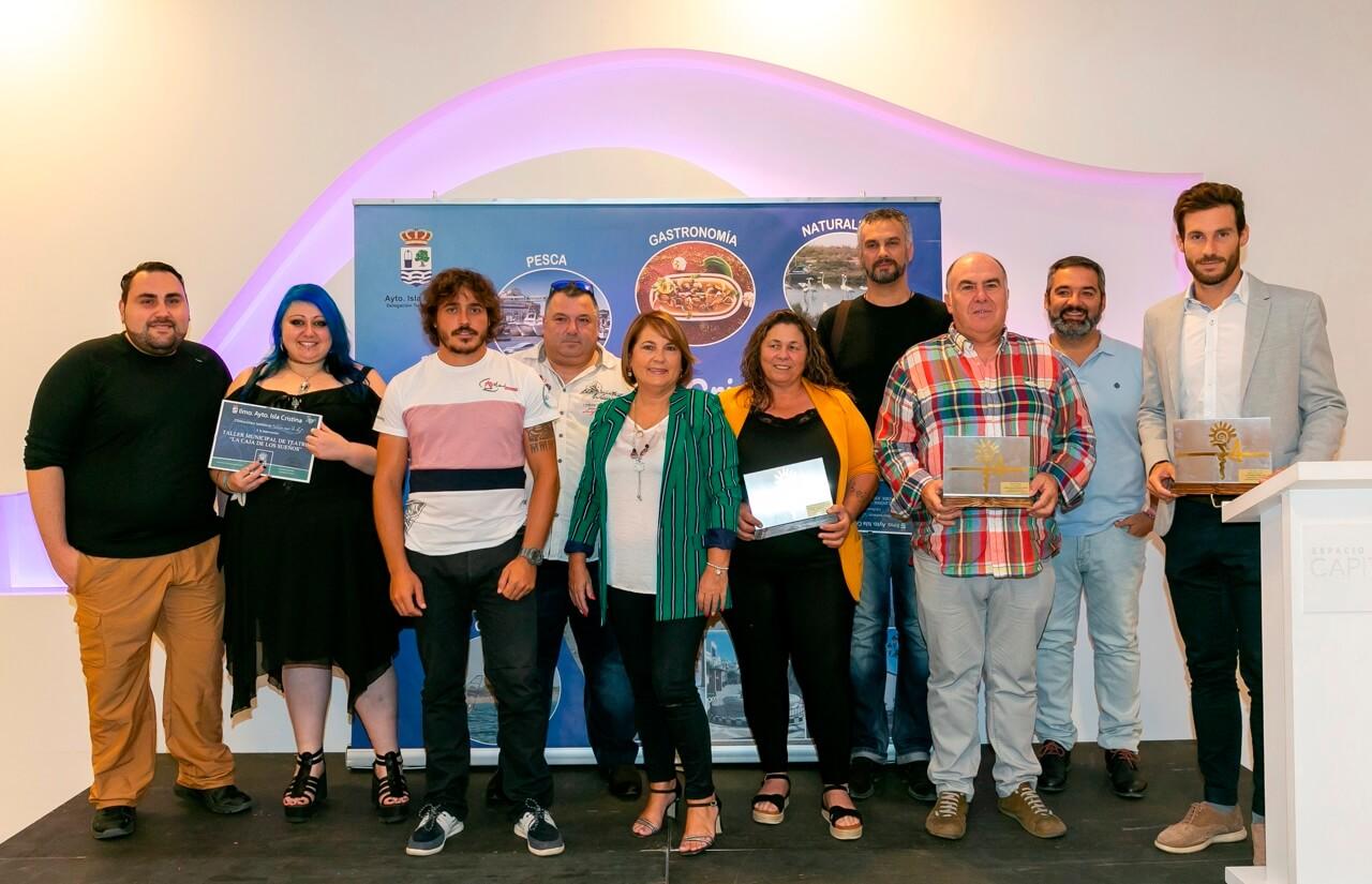 El Ayuntamiento isleño entrega las distinciones «Un Mar de Luz» en la I Gala del Turismo