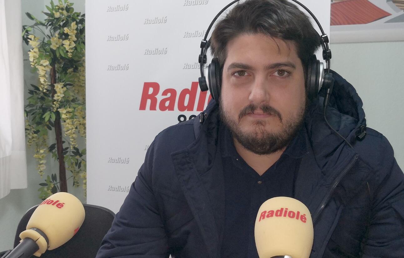 Aurelio Madrigal en el Ayuntamiento en Directo