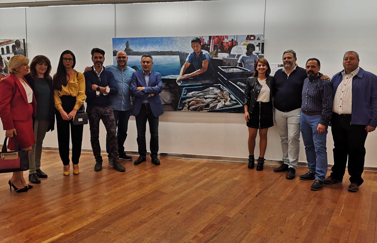 Isla Cristina acoge la exposición itinerante «Finibus Onubae», Territorios de Huelva
