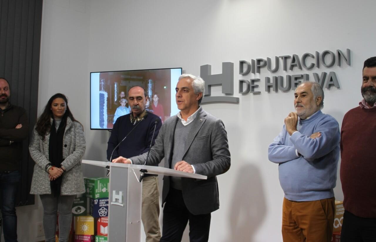 Campofrío, La Zarza-Perrunal y Jabugo se unen al proyecto fotográfico '100 imágenes Huelva' de la Diputación