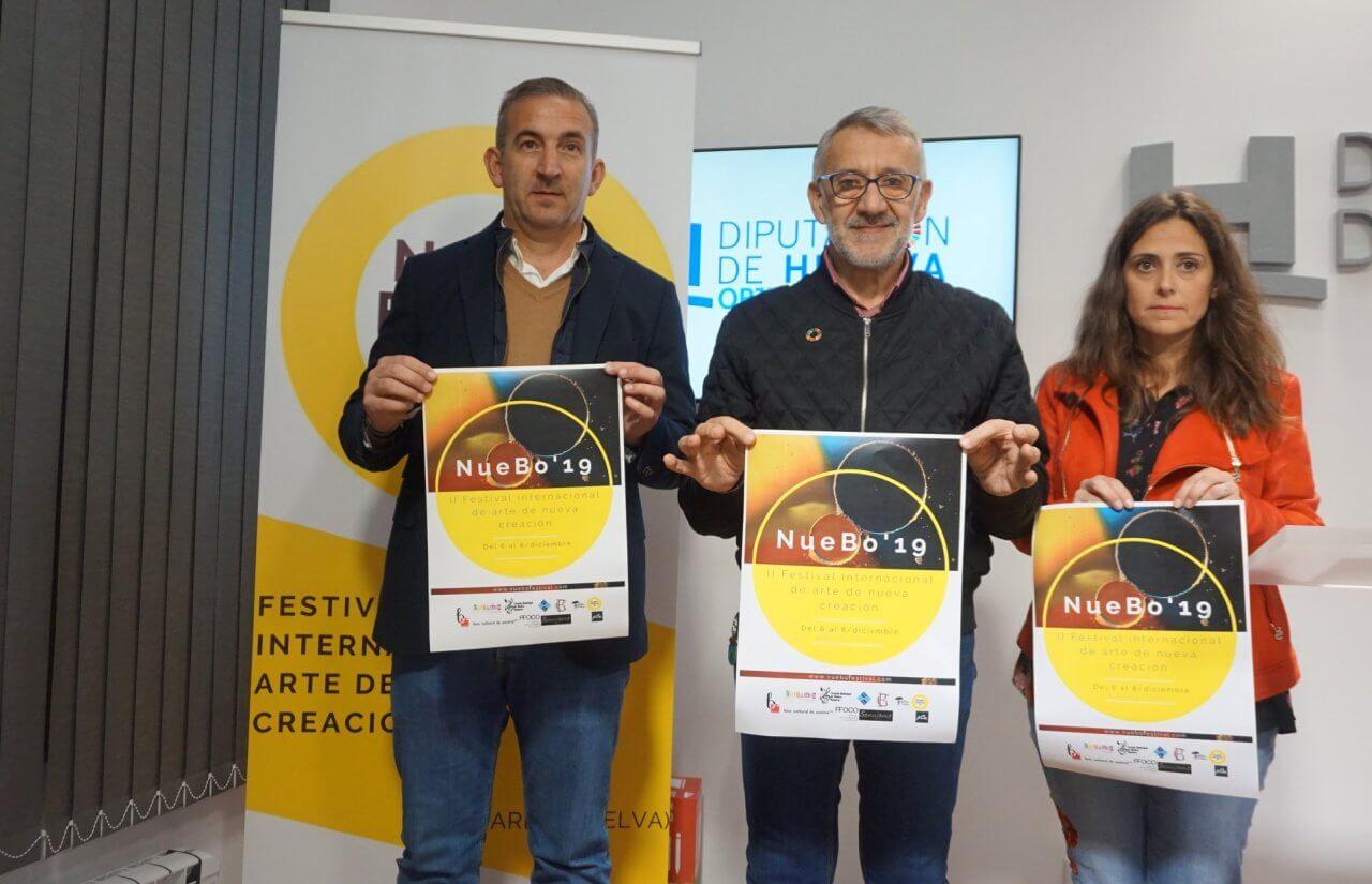 Bonares presenta el NueBo Festival
