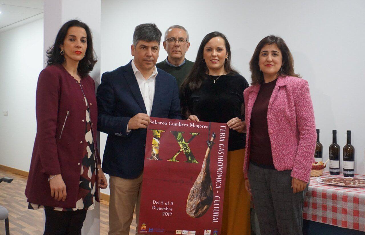 IX Feria Gastronómica-Cultural «Saborea Cumbres Mayores»