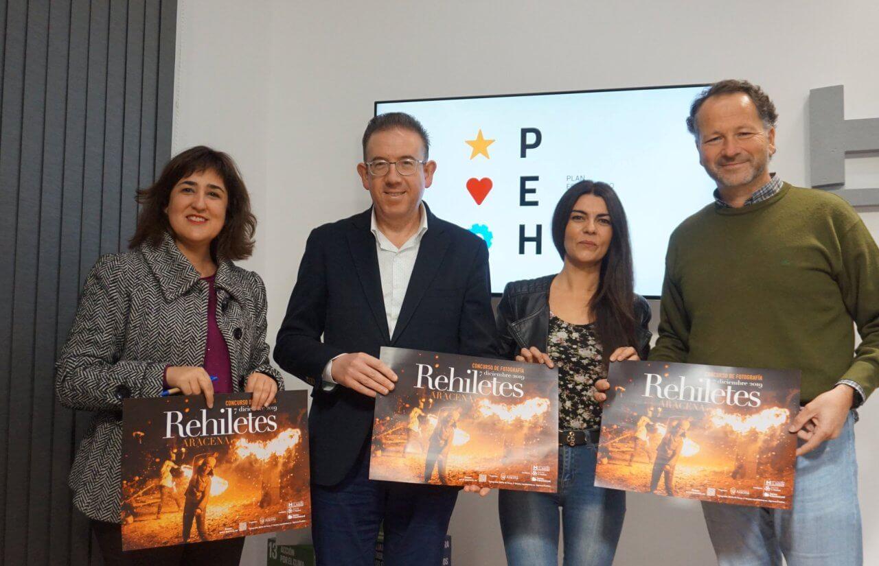 Fiesta y Concurso de Fotografía «Los Rehiletes» de Aracena
