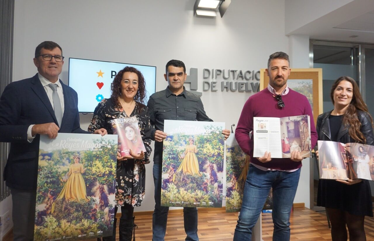 Cabalgata de Reyes Magos 2020 de Linares de la Sierra