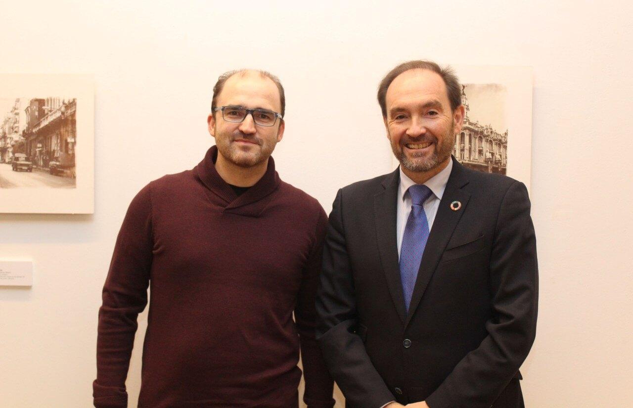 El madrileño Víctor Sánchez Alonso recibe el X Premio de Textos Teatrales Jesús Domínguez por su obra 'Hana Mae'