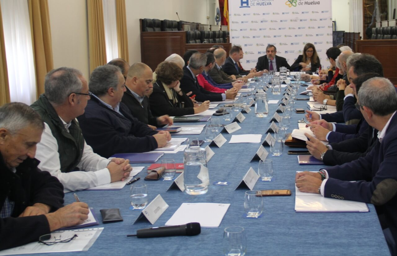 El CESpH muestra su preocupación por la despoblación de municipios en la Sierra y el Andévalo onubense