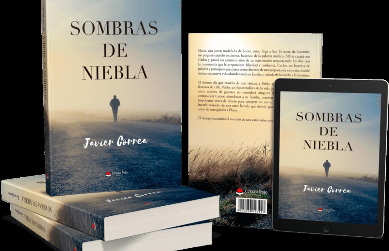 Sombras de Niebla, primera novela de Javier Correa