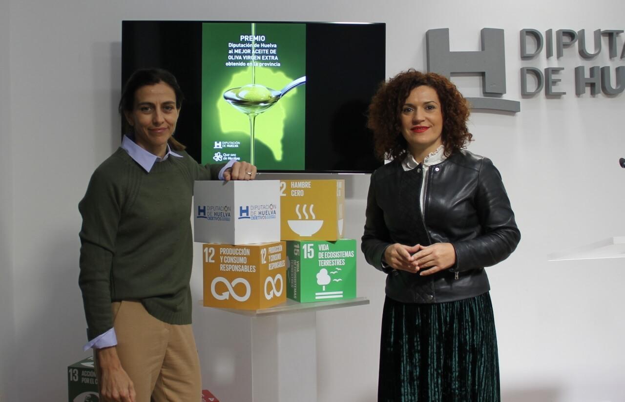 Diputación convoca la séptima edición del premio al mejor aceite de oliva virgen extra como apoyo al sector oleícola