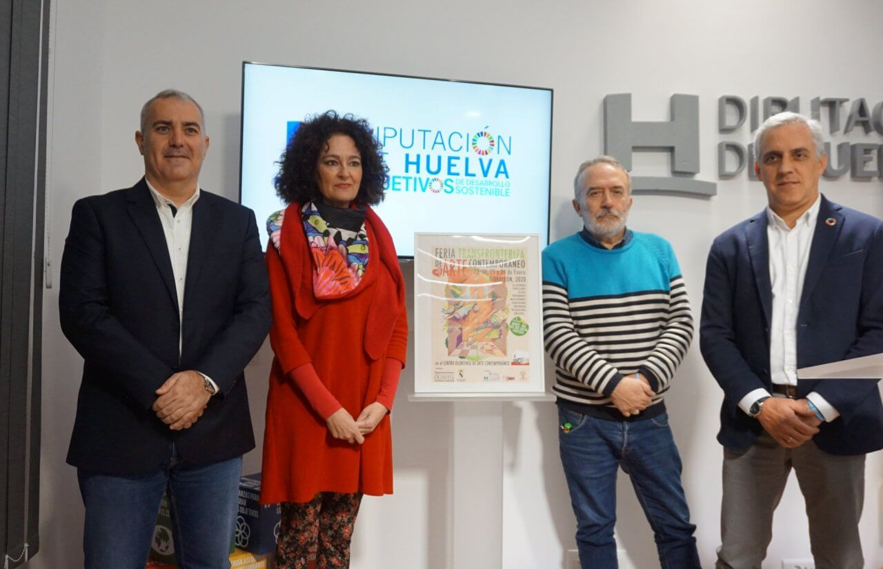 Feria Transfronteriza de Arte Contemporáneo de Gibraleón
