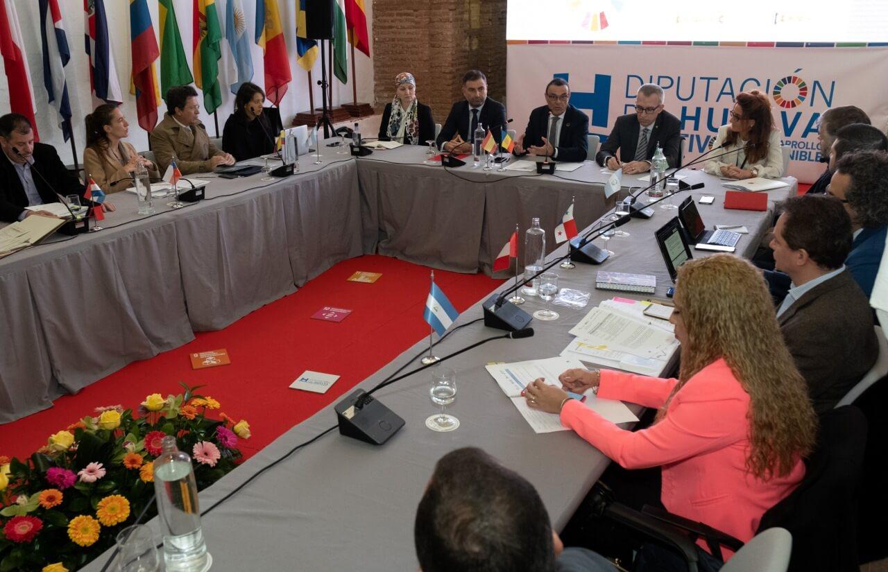 Arranca en Huelva la Estrategia de Turismo y Desarrollo Sostenible para la Cumbre Iberoamericana 2020