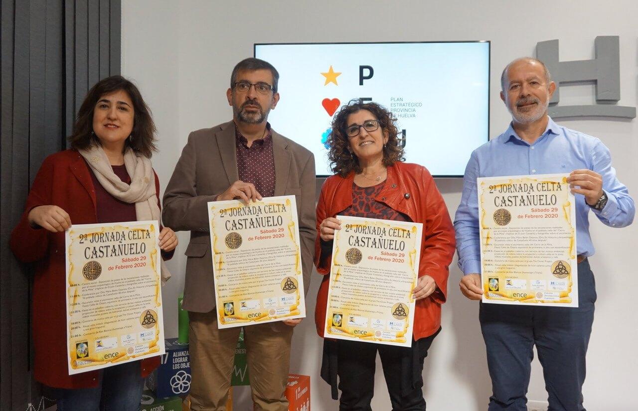 II Jornada Celta de Castañuelo, Aracena