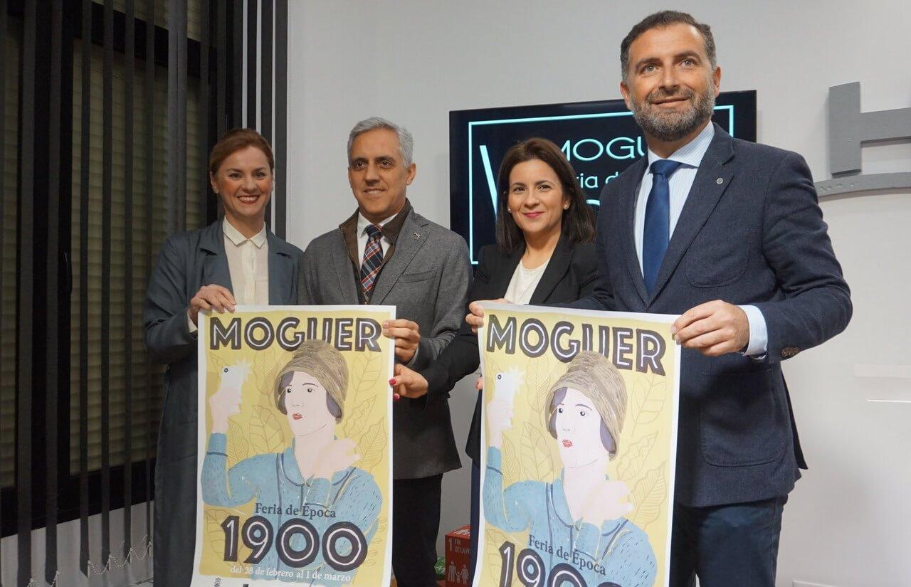 Moguer presenta su Feria de época 1900