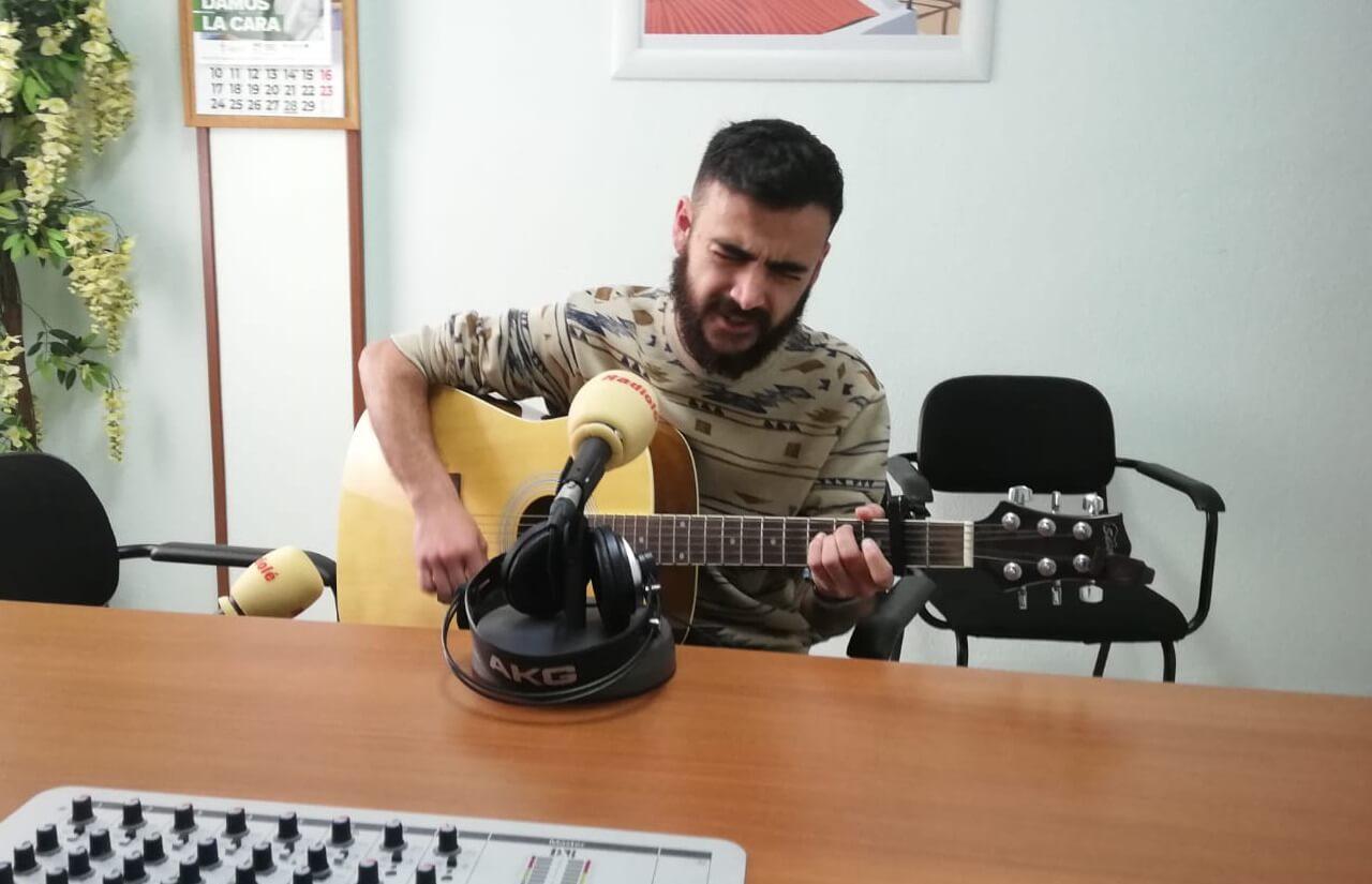Manu Macías en Radiolé Costa de la Luz