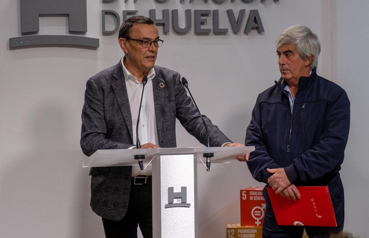 Diputación y Freshuelva promocionarán los frutos rojos de la provincia en una nueva edición de Fruit Logística