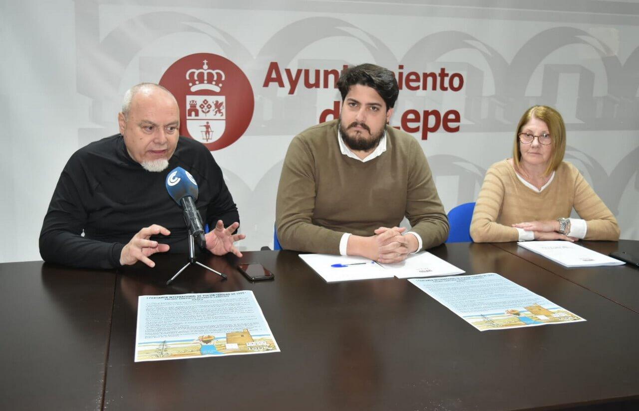 Presentadas las bases del I Certamen Internacional de Poesía «Ciudad de Lepe» – Premio Santiago Aguaded Landero