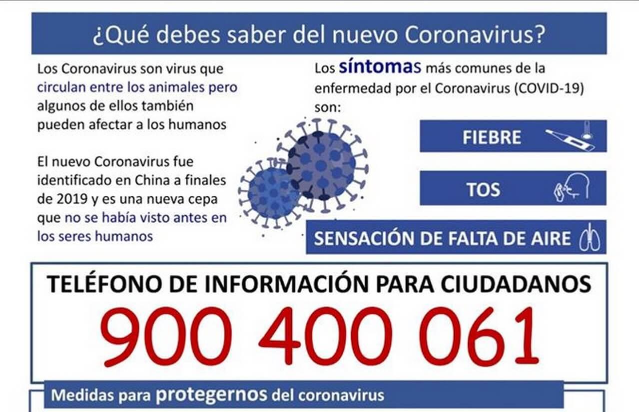 El Ayuntamiento de Lepe adopta medidas por precaución para evitar contagios de COVID-19