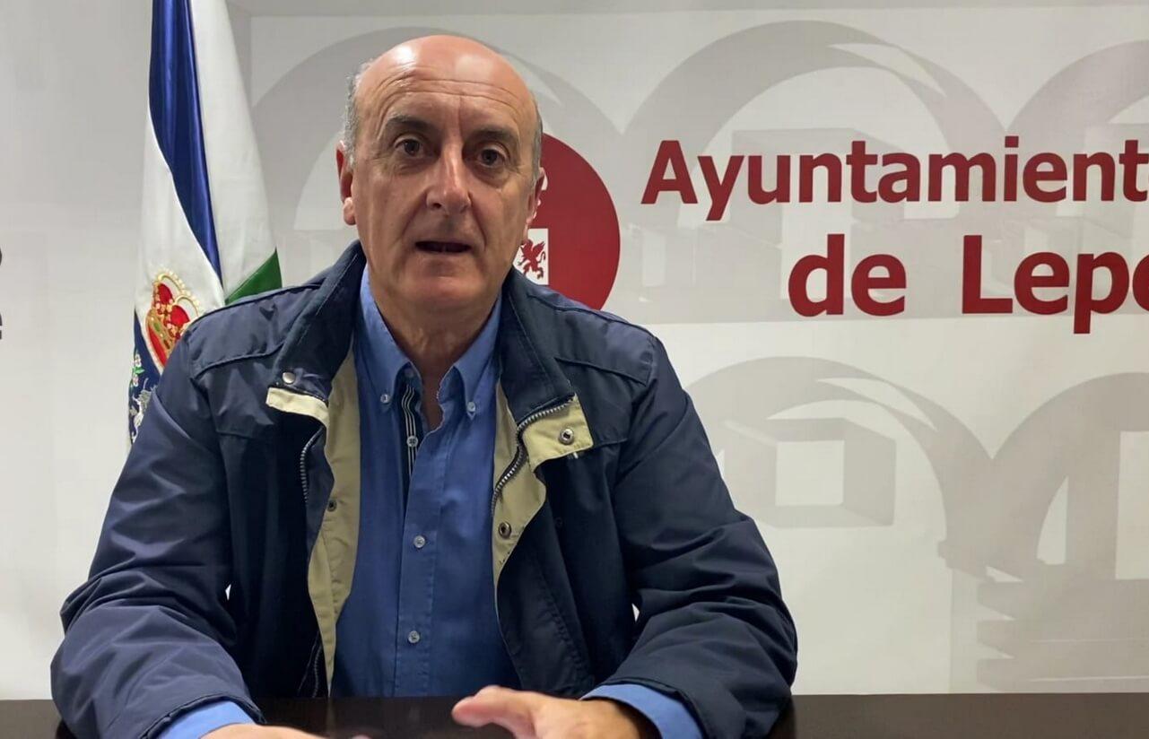 Comunicado del alcalde de Lepe sobre coronavirus