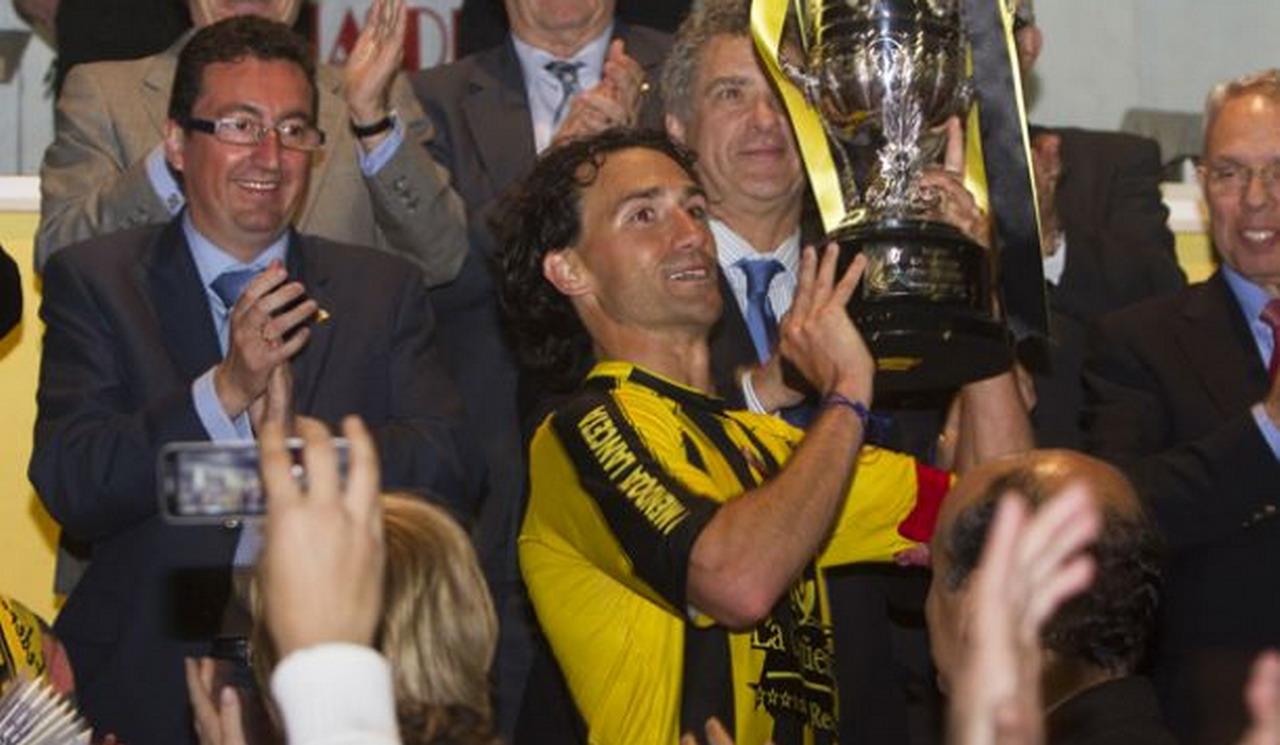 Hoy se cumplen 10 años del titulo de campeón de la Copa Federación del San Roque de Lepe