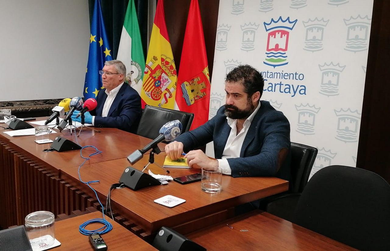 Actualidad del COVID19 en Cartaya