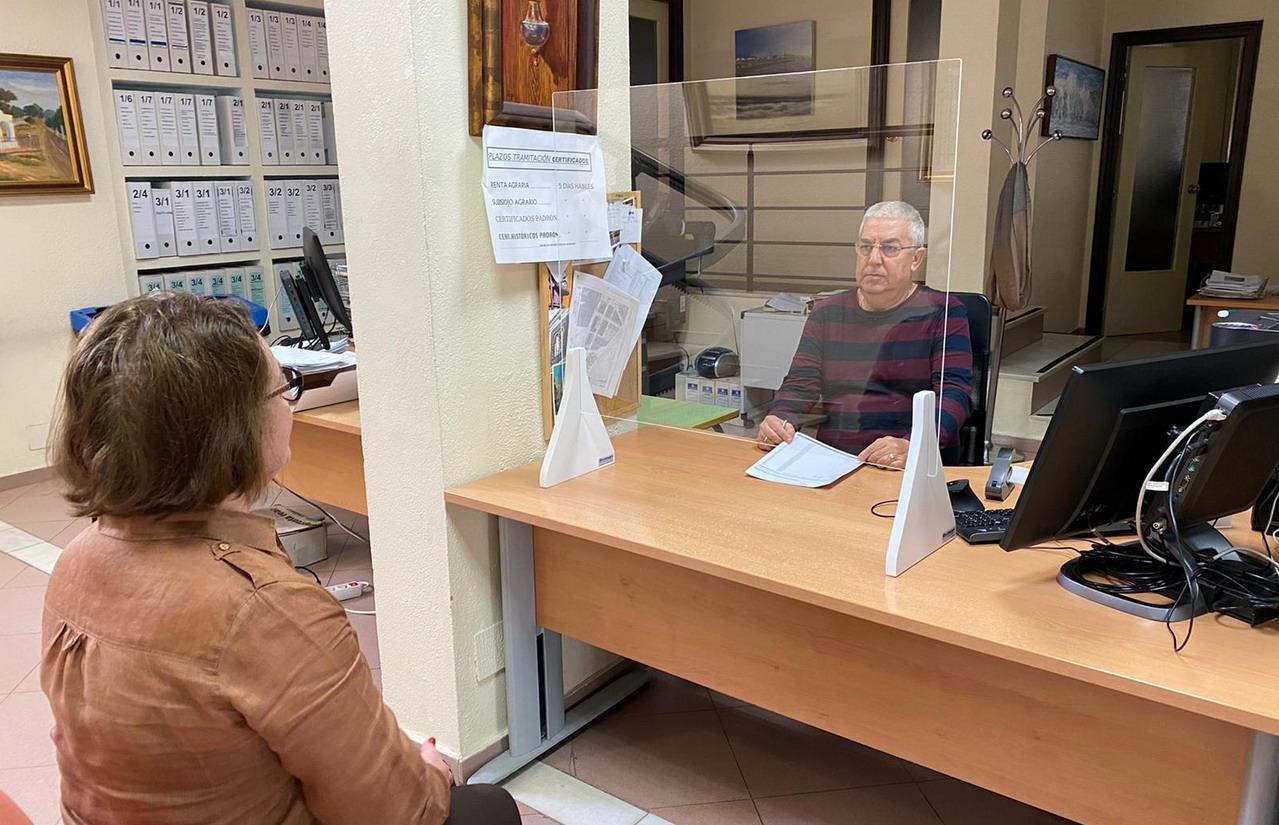 El Ayuntamiento de Lepe adopta medidas para prevenir contagios cuando sea posible la reapertura de la atención al público