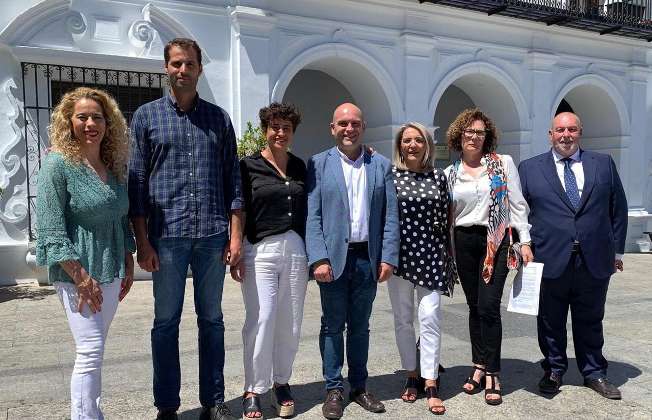 El PSOE propone destinar 1,8 millones de euros para la reactivación social y económica de Cartaya, El Rompido y Nuevo Portil