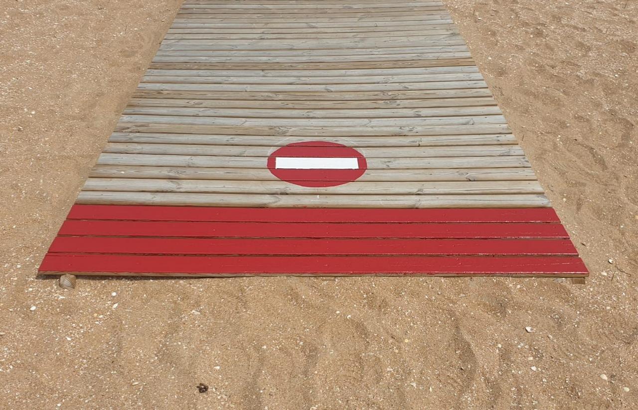El Ayuntamiento de Lepe trabaja en la adaptación de las playas a las nuevas medidas de seguridad de cara a la temporada veraniega