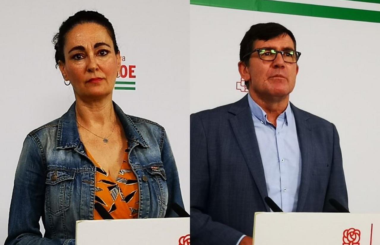 Alcaldes socialistas ven «indignante el recorte» de la Junta a los planes de empleo en Huelva