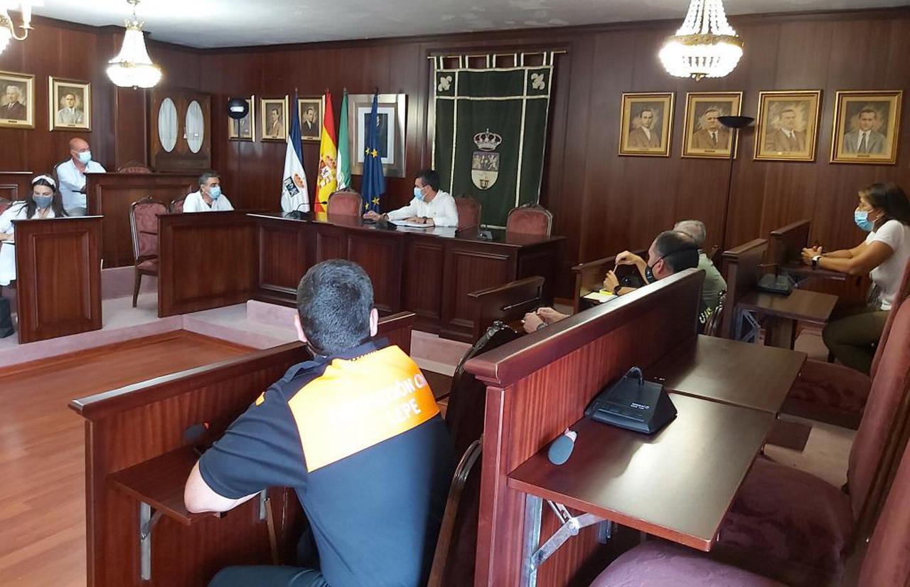 El Ayuntamiento de Lepe anuncia que se retoma de manera paulatina la actividad municipal tras el control del brote