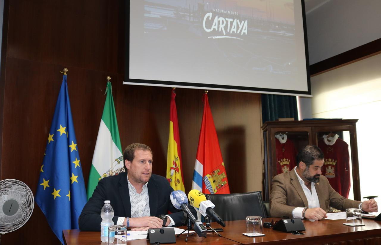 Cartaya pone en marcha una campaña de promoción turística para impulsar el sector