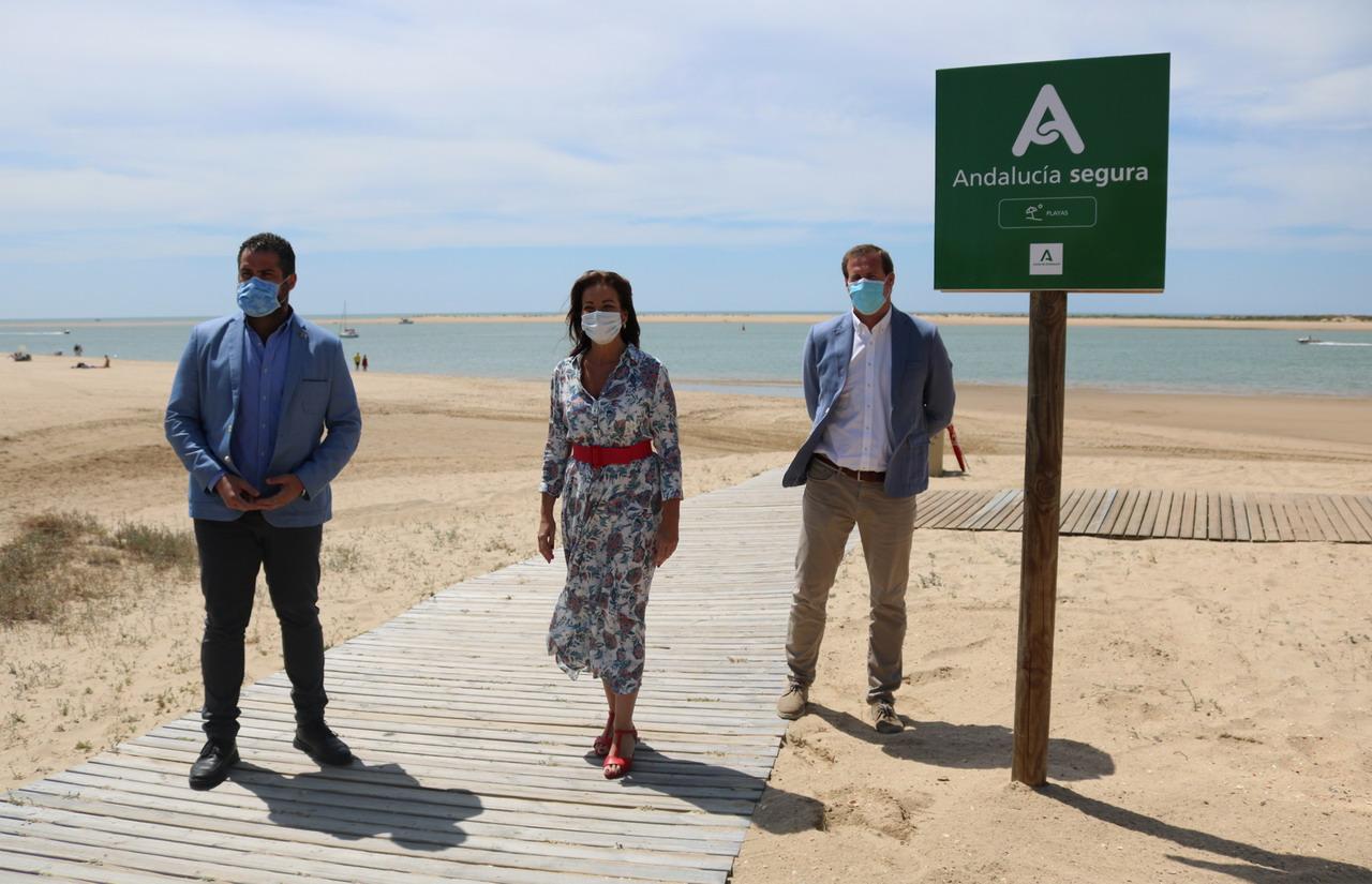 El Caño de la Culata, segunda playa de Andalucía en conseguir el distintivo de Playa Segura