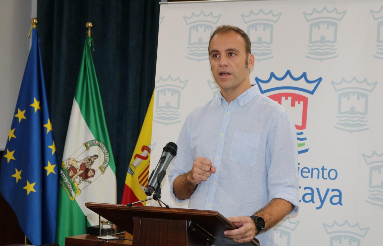 La creación del Área de Juventud y el impulso de las de Urbanismo, Desarrollo Local y Deportes, prioridades del segundo teniente de alcalde, Israel Medina