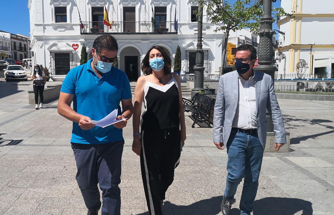 Pepa Bayo, Concejala socialista del Ayuntamiento cartayero y Senadora, denunciada por supuesta prevaricación
