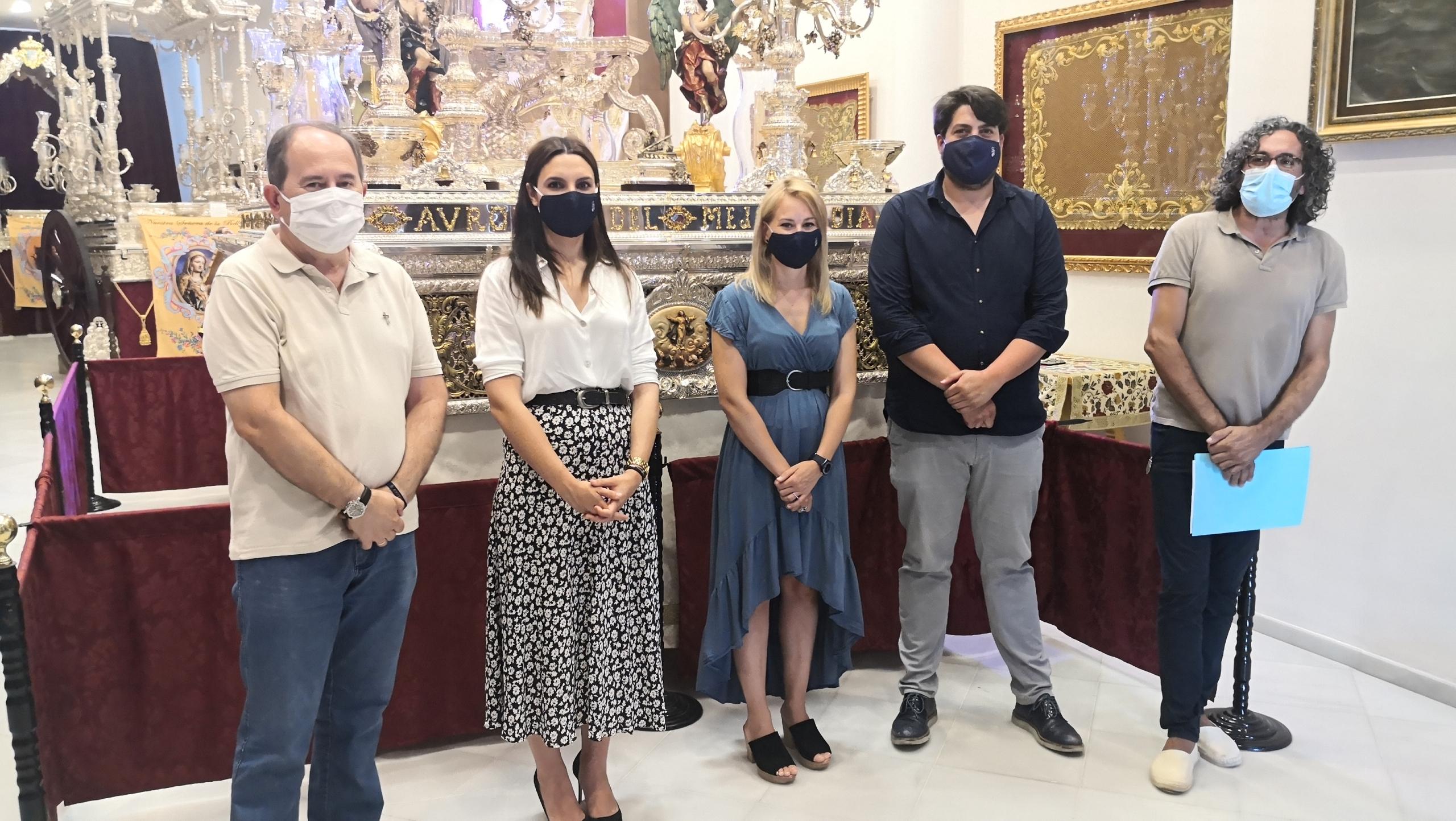 El Ayuntamiento de Lepe y las Hermandades de La Bella y San Roque anuncian la cancelación de las Fiestas Patronales de 2020