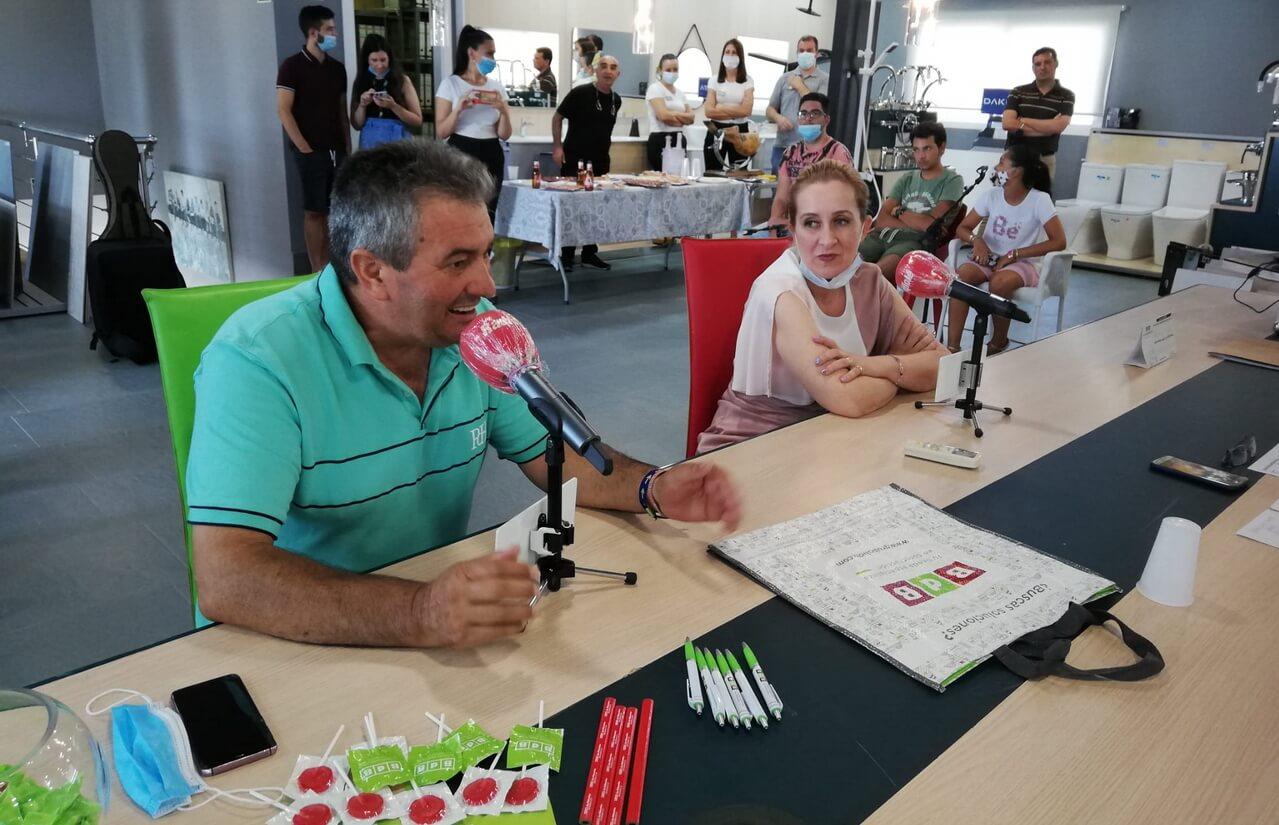 Especial BDB Las Palmeritas en Radiolé Costa de la Luz
