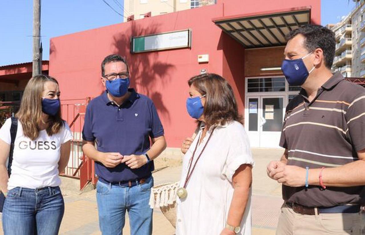 Manuel Andrés González destaca la apuesta de la Junta por la Sanidad