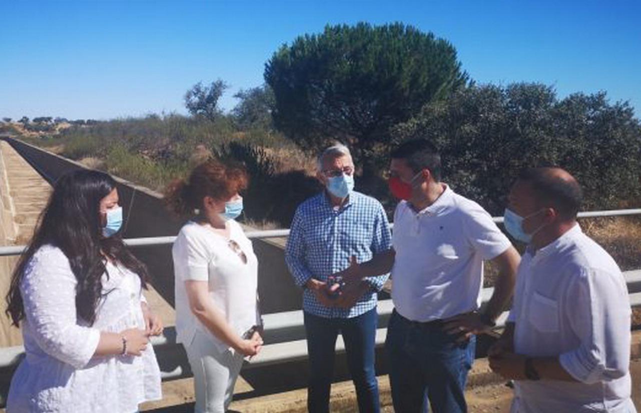 El PSOE destaca que el desdoble del túnel de San Silvestre contará con financiación en los PGE
