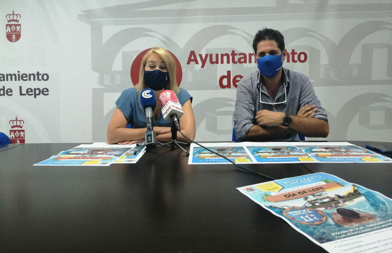 El Día de Lepe en Aquópolis se celebrará el domingo 26 de julio de 2020