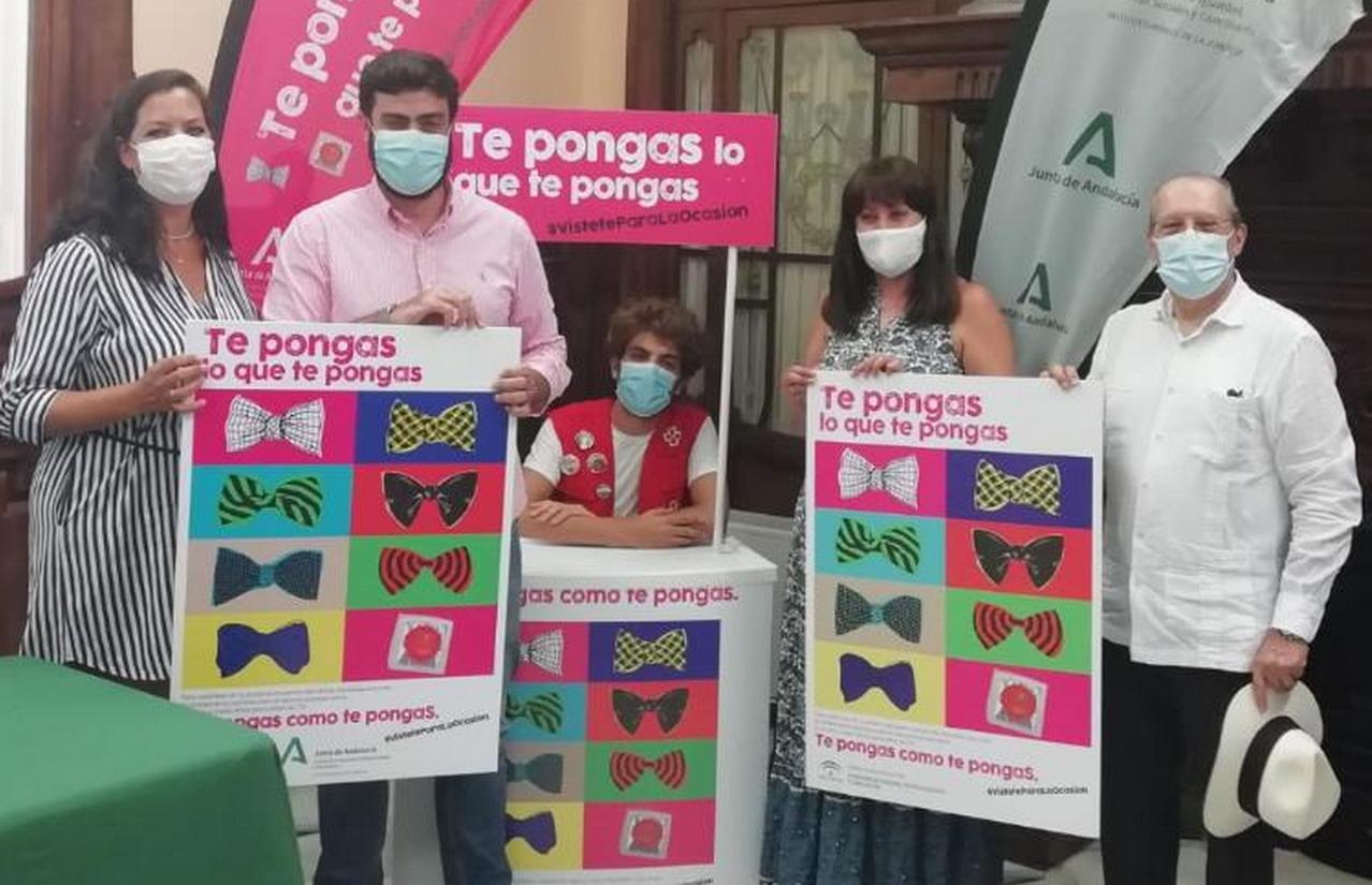 El IAJ presenta una campaña para la prevención de las Infecciones de Transmisión Sexual