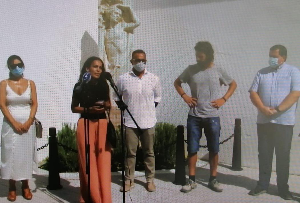 Inaugurado en La Redondela el monumento al marinero
