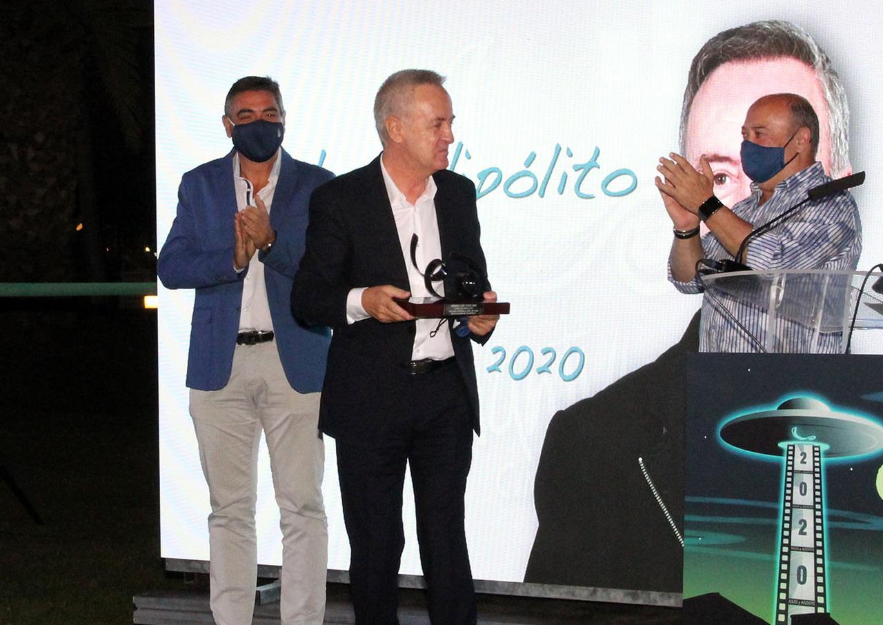 La película española El Cuadro se alza con el Premio Luna al Mejor Largometraje del Festival de Cine de Islantilla