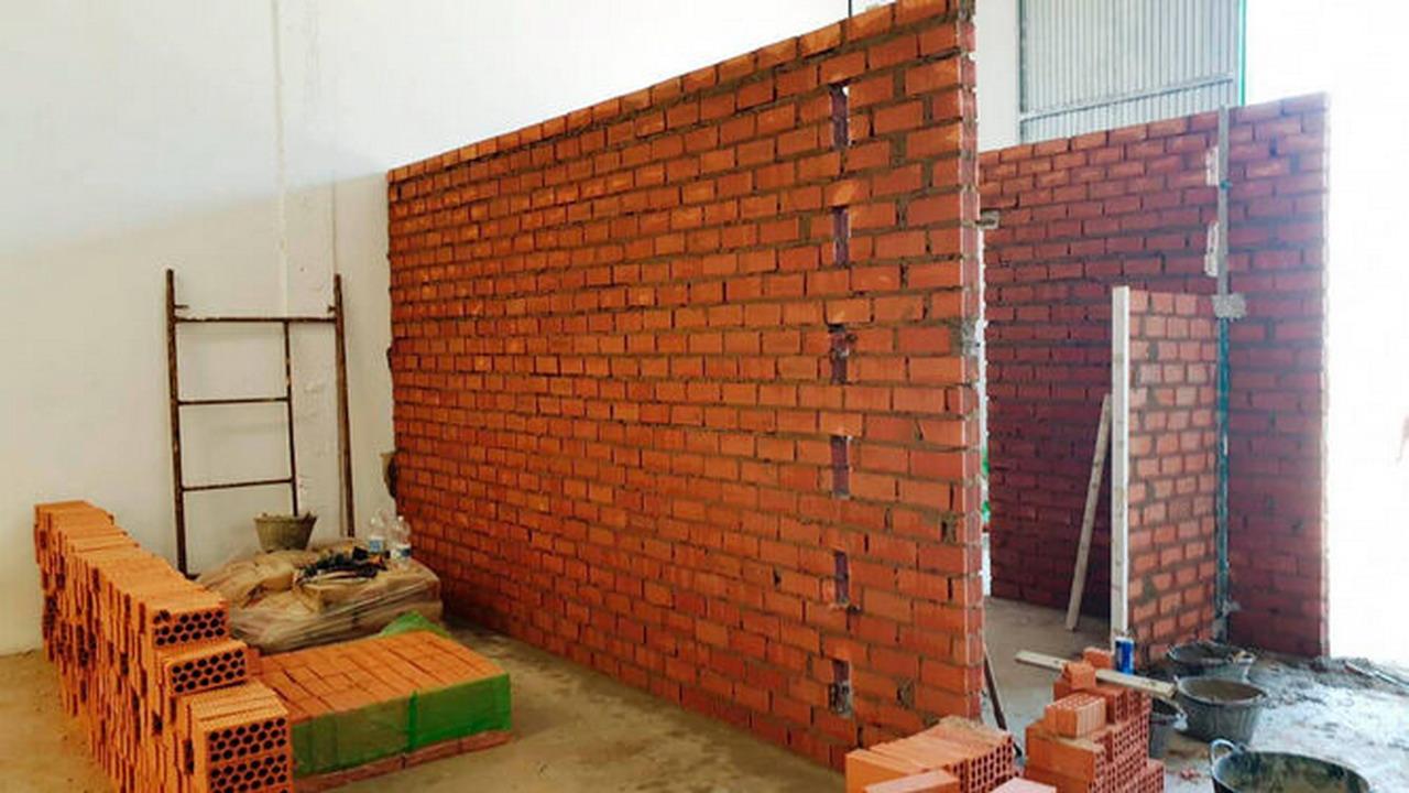 ASNUCI comienza la construcción de un albergue en Lepe